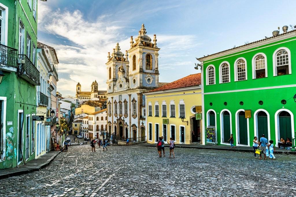 nasocial Salvador, Brasil