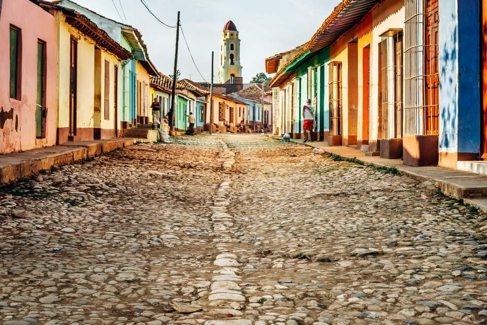 Nasocial, Trinidad, Cuba