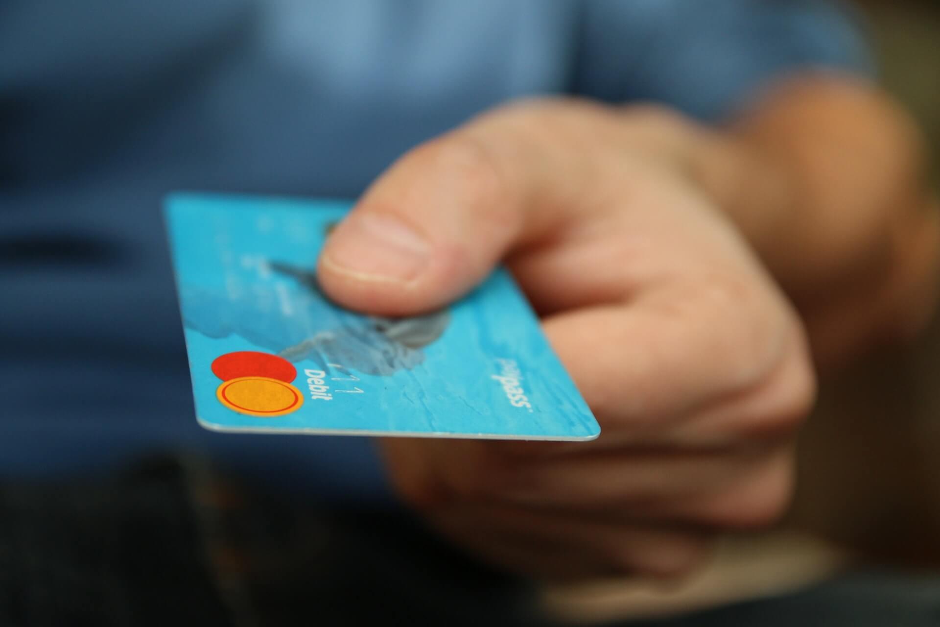 Cartões de débito para crianças